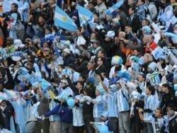 Болельщик сборной Аргентины попался на краже сыра