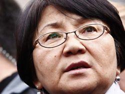 Роза Отунбаева благодарна Ташкенту за невмешательство