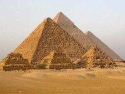 Египетские пирамиды построили русские?