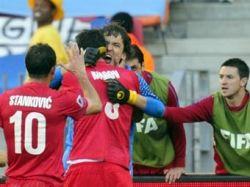 Германия сенсационно проиграла Сербии