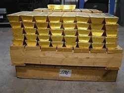 Цена на золото достигла очередного исторического максимума