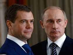 Медведев рассказал о личных отношениях с Путиным