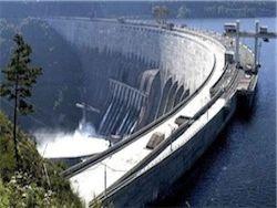 СШ ГЭС дала течь - из под плотины выходят донные отложения