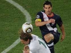 Словения и США сыграли вничью на ЧМ-2010