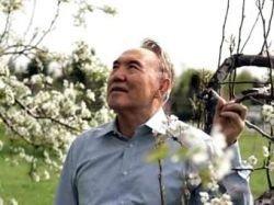 Назарбаеву поставят позолоченный памятник
