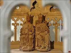 Подтверждена подлинность останков саксонской королевы Эдит
