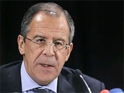 Глава МИД России проведет переговоры в Минске
