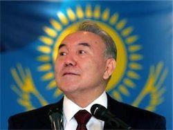 Назарбаев - Лидер нации?
