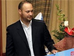 Сын Бакиева получил убежище в Британии