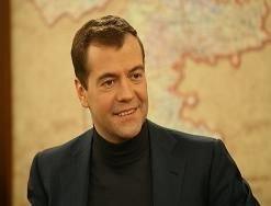 Бум инвестиций по Медведеву