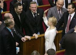Украина. Местные выборы-2010: тройной удар по БЮТ