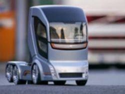 Грузовик будущего от Volvo Trucks
