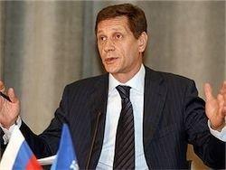 Жуков ждет от Олимпиады в Сочи 1% прироста ВВП