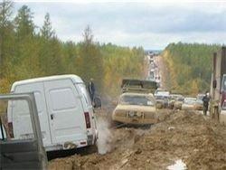 Правительство выделило 10 млрд рублей на федеральные дороги