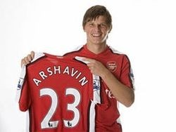 Аршавин запустил торговую марку имени себя