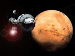 Полет на Марс будет возможен только через 20 лет