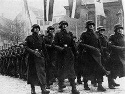 В Риге запретили акцию в честь вступления нацистов