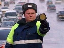 На дорожного инспектора люди смотрят как на врага