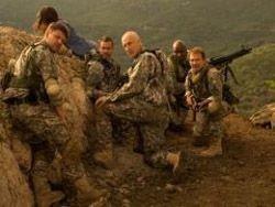 Голливудские звезды снимаются в российском боевике