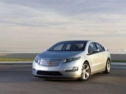 Первым владельцам Chevrolet Volt подарят домашние электростанции