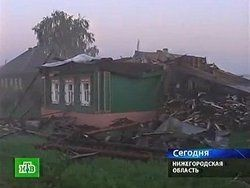 В Нижегородской области восстановлено электроснабжение