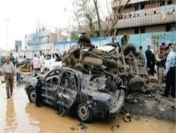 В Багдаде произошел теракт, погибли около 20 человек