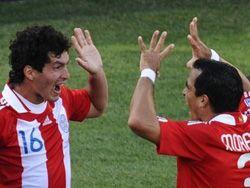 Парагвай обыграл Словакию на ЧМ-2010