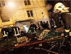 В Набережных Челнах в жилом доме взорвался газ
