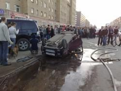 Московский чиновник погиб в ДТП