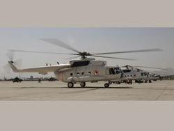 Ми-17 вне конкуренции в Афганистане до сих пор!