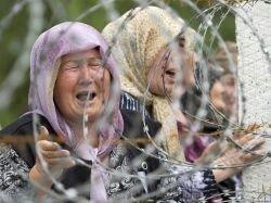Киргизия: Один на один с большой бедой