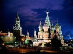 Москва. План подземной жизни
