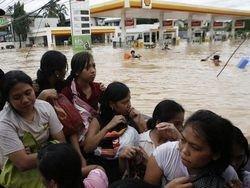 Власти Филиппин эвакуировали 20 тыс. человек