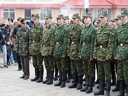 Через три года армия изменится