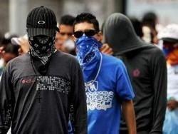Сальвадорская банда сожгла автобус с пассажирами