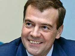 Медведев поручил сократить поставки газа в Белоруссию