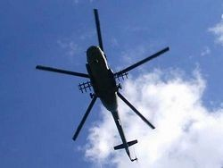 Трассу Москва–Петербург будут патрулировать 4 вертолета