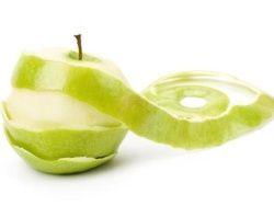 Яблочная кожура предотвращает рак