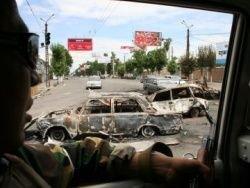 Базы НАТО: Беспокойная Киргизия и война в Афганистане