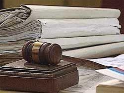 Начинается суд по обвинению в насилии над милиционером