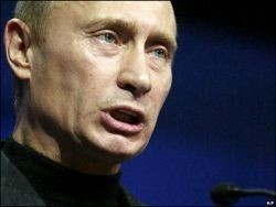 Путин допускает возможность прокачки газа через Украину