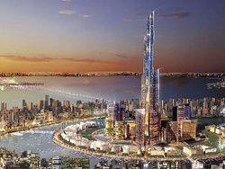 В Кувейте построят километровый небоскреб