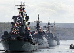 В Крыму начались украино-российские военные учения