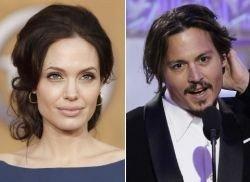 Анджелина Джоли будет с Джонни Деппом!