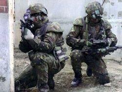 Французский прикид для российского спецназа