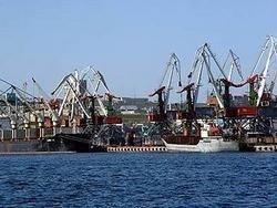 В порту Владивостока произошел выброс аммиака