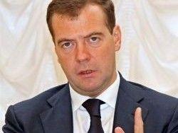 Дмитрий Медведев отправляется в США