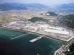Японец протаранил работников автомобильного завода