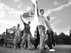 Белорусы защищают свой интернет