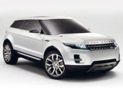 "У Land Rover LRX нашли \""лишние\"" двери"